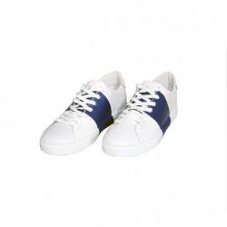 Sneakers Scarpe Uomo Crime Bianco
