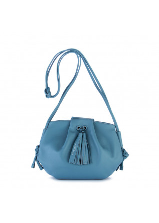 women's crossbody bag gianni chiarini light blue