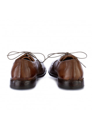 MEN'S FLAT SHOES LEMARGO | CERVO SUGHERO BROWN