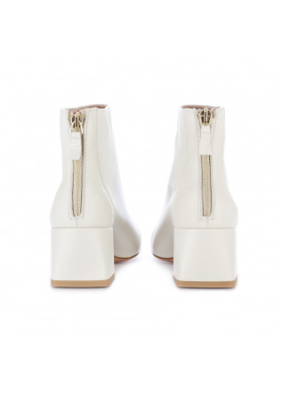 WOMEN'S ANKLE BOOTS MA+DE 94 | EVA1 NAPPA SOFT WHITE