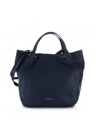damen handtasche gianni chiarini blau