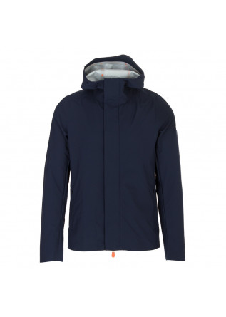 men's jacket save the duck blue