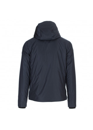 MEN'S WINDBREAKER SAVE THE DUCK | MEGA12 AUSTIN BLUE