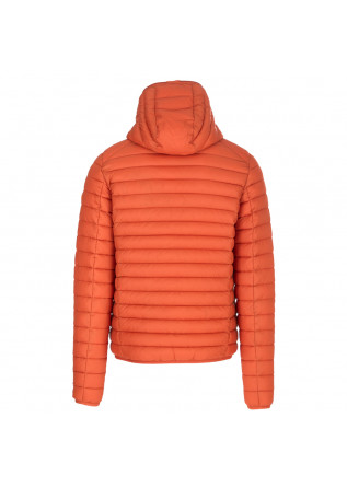 MEN'S PUFFER JACKET SAVE THE DUCK | GIGA12 DONALD ORANGE