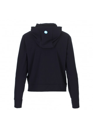 WOMEN'S SWEATSHIRT SAVE THE DUCK | REVE12 SOFIA BLUE
