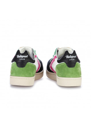 WOMEN'S SNEAKERS VALSPORT1920 | SUPER DAVIS GREEN WHITE