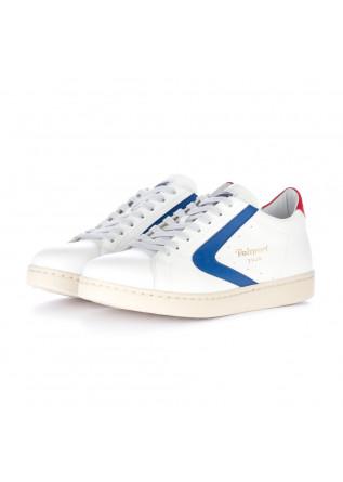 sneakers donna valsport bianco rosso blu