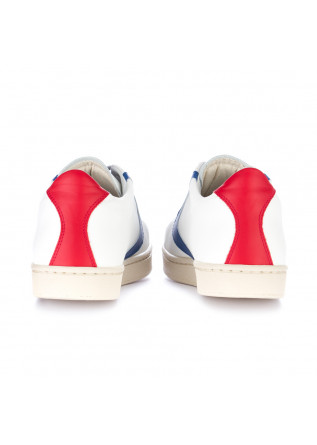 WOMEN'S SNEAKERS VALSPORT1920 | TOURNAMENT MIX WHITE RED BLUE
