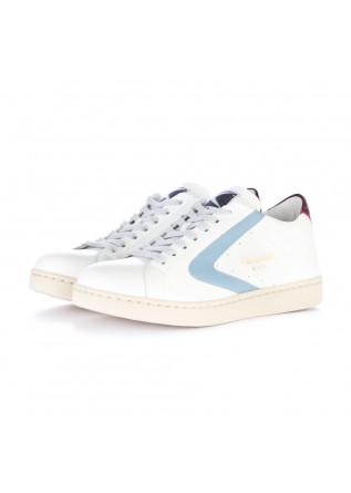 sneakers donna valsport bianco azzurro bordeaux