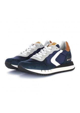 herren sneakers valsport blau weiss