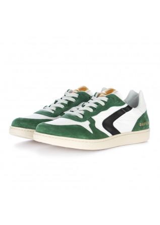 men's sneakers valsport green white