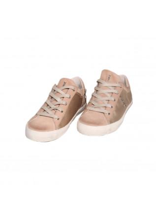 Sneakers Scarpe Donna Crime Bronzo
