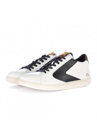 sneakers uomo valsport bianco nero