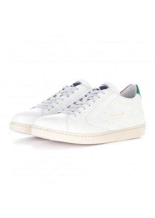 men's sneakers valsport white italian flag