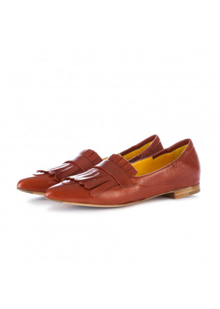 women's loafers mara bini brown