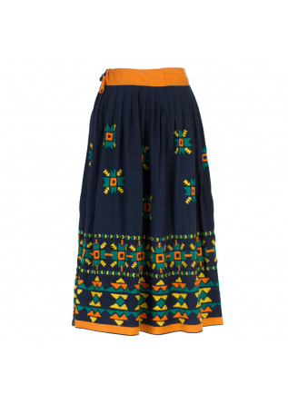 WOMEN'S SKIRT FRANCESCA BASSI | BALALAIKA BLUE