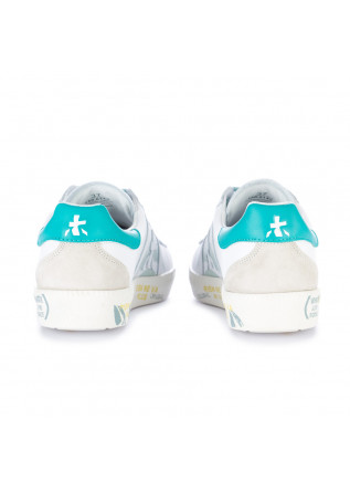 WOMEN'S SNEAKERS PREMIATA | ANDY WHITE TURQUOISE