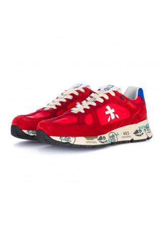 men's sneakers premiata mase red