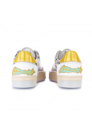 SNEAKERS DONNA @GO | 2084 BIANCO ARGENTO