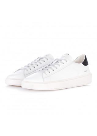 sneakers uomo date bianco nero