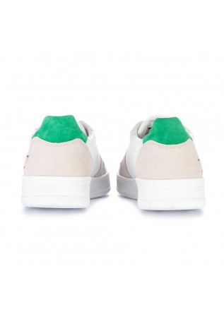 SNEAKERS UOMO D.A.T.E. | COURT VINTAGE BIANCO