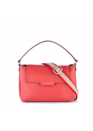 crossbody bag gianni chiarini red