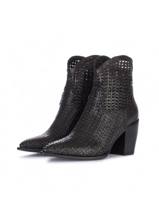 women's ankle boots just juice black