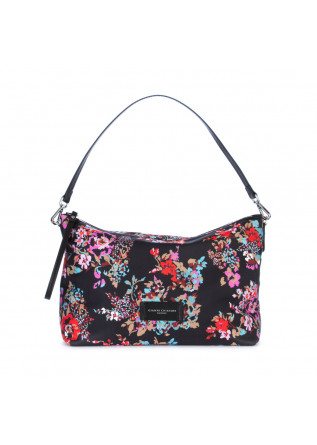 shoulder bag gianni chiarini floral black