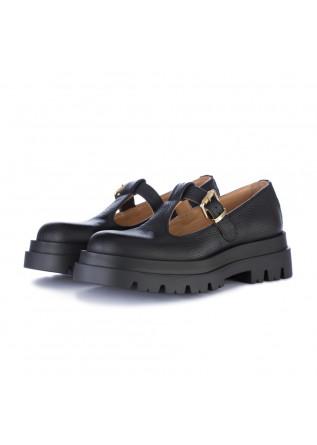 scarpe basse donna lemare nero