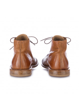 WOMEN'S ANKLE BOOTS MOMA | SOMBRERO BROWN