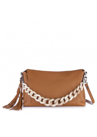 shoulder bag gianni chiarini africa brown