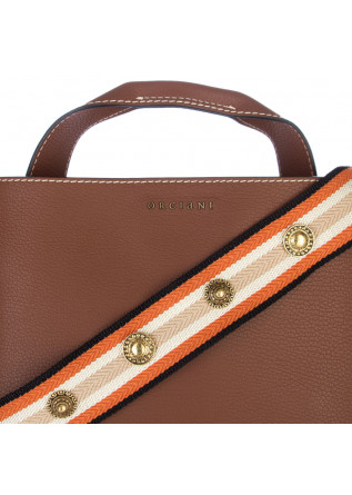 WOMEN'S SHOULDER BAG ORCIANI | B0 1983 FANTY BROWN