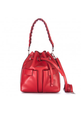 bucket bag orciani tessa liberty red