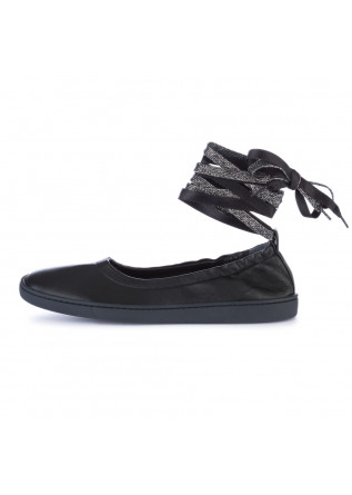 women's ballerinas oa non fashion black