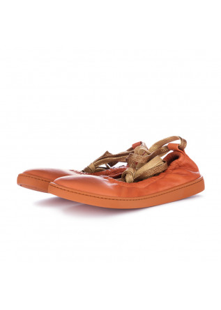 WOMEN'S BALLERINAS OA NON-FASHION | A14C CALF ORANGE