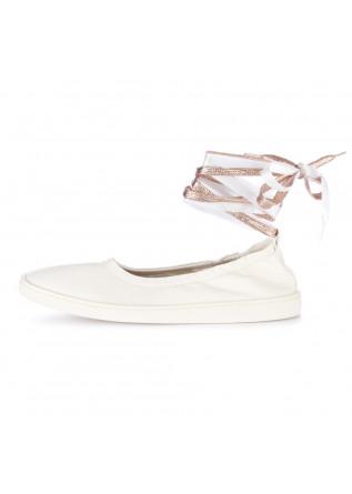 damen ballerinas oa non fashion weiss