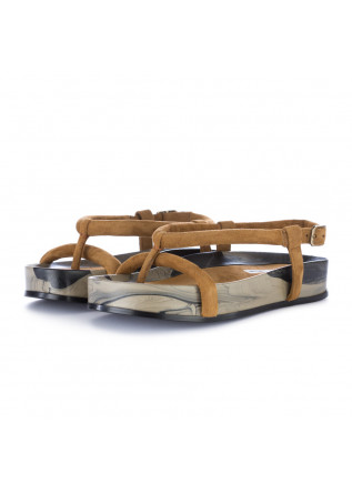 damen sandalen oa non fashion braun