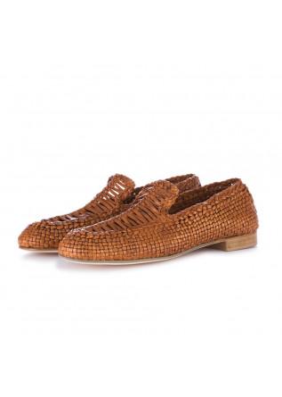 damen loafers poesie veneziane braun