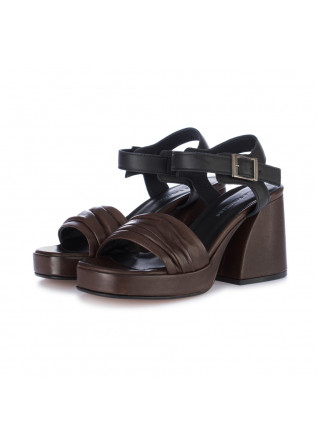 women's sandals poesie veneziane vegetal brown
