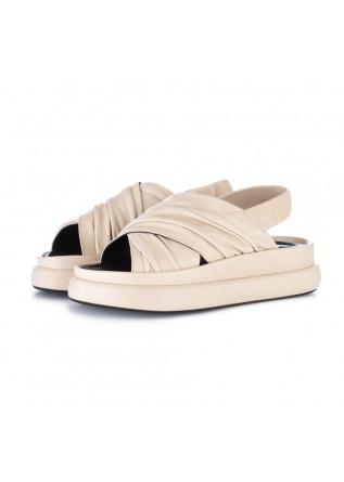 damen sandalen poesie veneziane vegetal beige