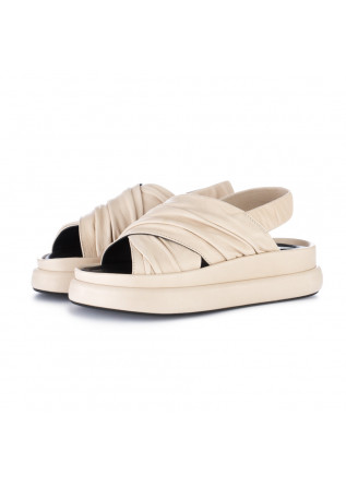 women's sandals poesie veneziane vegetal beige
