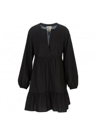 abito donna semicouture nero corto