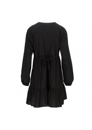 WOMEN'S DRESS SEMICOUTURE | Y1SK06 Y69-0 BLACK