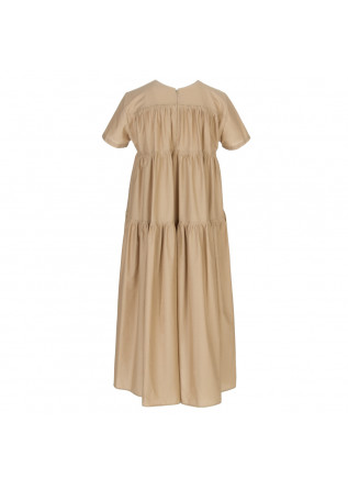 WOMEN'S DRESS SEMICOUTURE | Y1SK09 V62-0 BEIGE