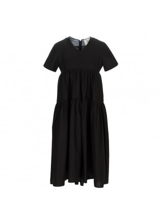 women's dress semicouture black long