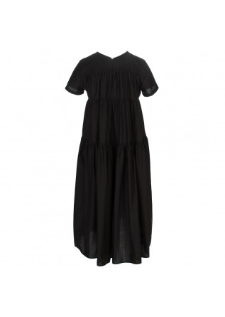 WOMEN'S DRESS SEMICOUTURE | Y1SK09 Y69-0 BLACK