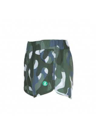 WOMEN'S SHORTS SAVE THE DUCK | REMU12 ROSE GREEN