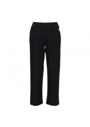 women's pants save the duck milan black