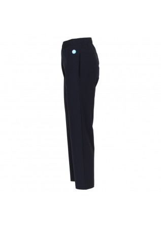 WOMEN'S SPORTS TROUSERS SAVE THE DUCK | REVE12 MILAN BLUE