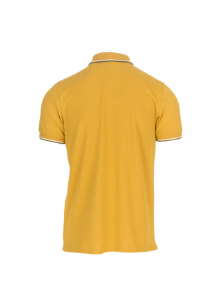 MEN'S POLO SAVE THE DUCK | FATE12 RICHARD YELLOW